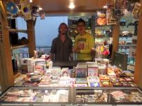Visiting magic shop in Malaysia